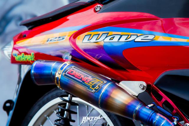 Wave 125 hoa than thanh Xe giuong nam trong ban do co 1 0 2 - 9
